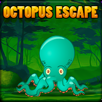 play G2J Octopus Escape From Cage