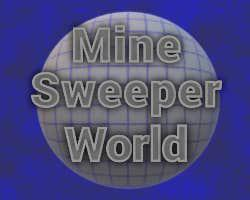 Minesweeper World game