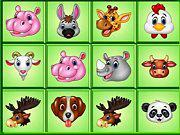 Animals Mahjong game