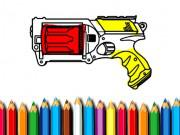 play Bts Nerf Coloring Book