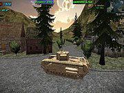 Ww2 Modern War Tanks 1942 game