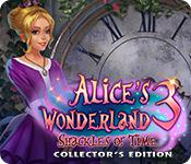 play Alice'S Wonderland 3: Shackles Of Time Collector'S Edition