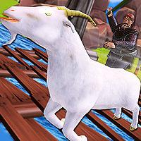 Angry Goat Simulator game