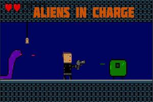 play Aliens In Charge