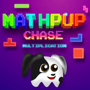play Mathpup Chase Multiplication