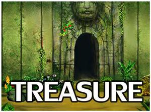 Mine-Treasure-Escape game