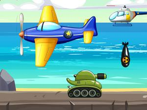 Enemy Aircrafts game