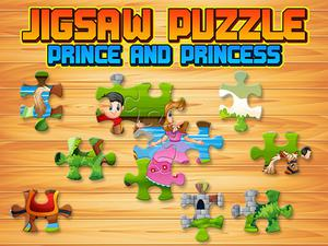 Prince And Princess Jigsaw Puzzle game