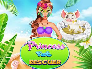 Princess Pet Rescuer game