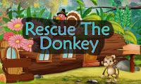 play Top10 Rescue The Donkey