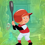 Baseball Player Escape game