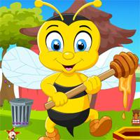 Games4King-Honey-Bee-Rescue game