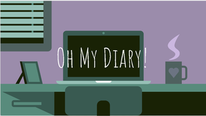 Oh My Diary game
