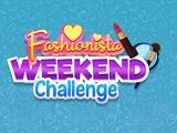 Fashionista Weekend Challenge game