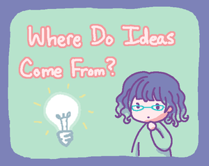 Where Do Ideas Come From? game