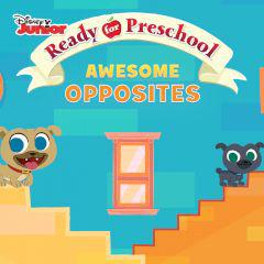 Ready For Preschool Awesome Opposites game