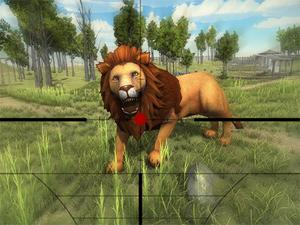 Lion Hunting 3D game