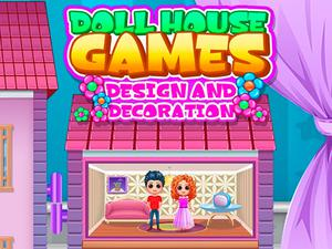 play Doll House Games Design And Decoration