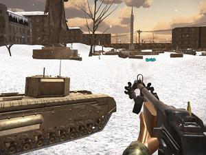 Ww2 Cold War Game Fps game