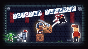 Divided Dungeon game
