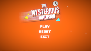 The Mysterious Dimension game
