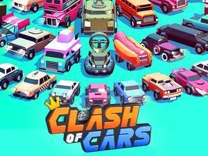 play Crash Of Cars