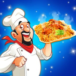 play Biryani Recipes And Super Chef Cooking Game