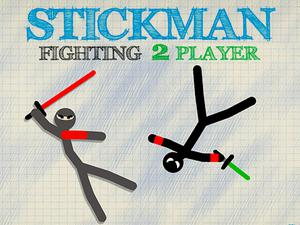 play Stickman Fighting 2 Player