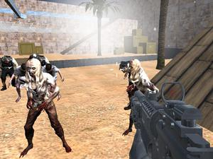 play Combat Strike Zombie Survival Multiplayer