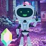 play Newfangled Robot Escape
