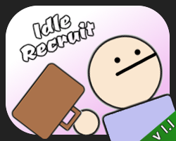 Idle Recruit game