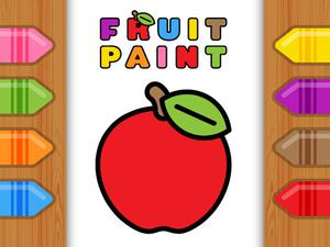 play Fruit Paint