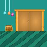 play Gfg Wooden House Interior Escape 2