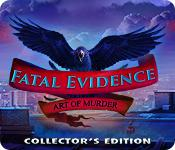 play Fatal Evidence: Art Of Murder Collector'S Edition