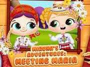 play Miruna'S Adventures: Meeting Maria