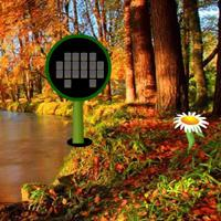 play Autumn Forest Lake Escape