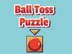 play Ball Toss Puzzle