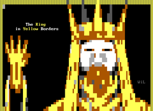 play The King In Yellow Borders