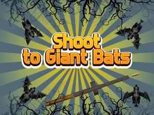 play Shoot To Giant Bats