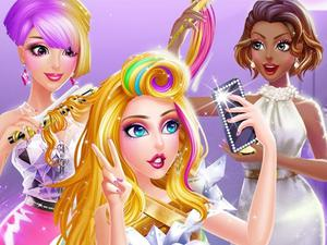 play Superstar Hair Salon