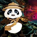 play Safari Panda Escape