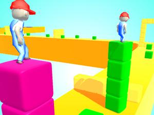 play Cube Tower Surfer