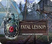 play Mystery Trackers: Fatal Lesson Collector'S Edition