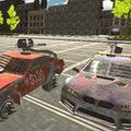 play Battle Cars 3D