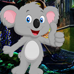 Pleasant Koala Escape game
