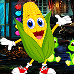 Joyous Corn Escape game