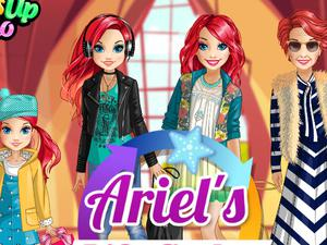 play Ariel Life Cycle