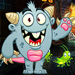 play Overjoyed Monster Escape