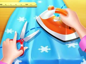 play Baby Fashion Tailor Shop