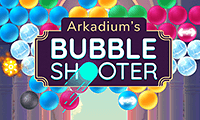 Arkadium: Bubble Shooter game